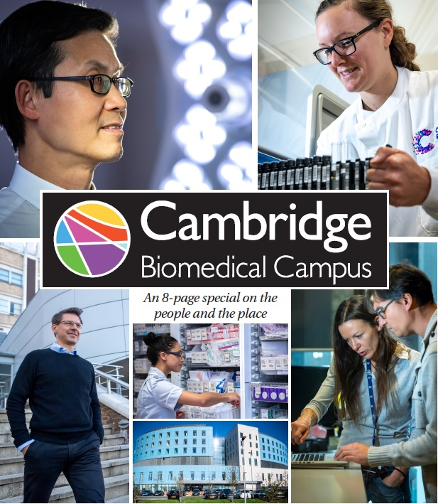 CBC front jpg november 2018 - Learn more about the campus through the CBC supplement: November 2018