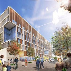 Cancer Hospital sml 300x300 - Funding confirmed for Cambridge Cancer Research Hospital