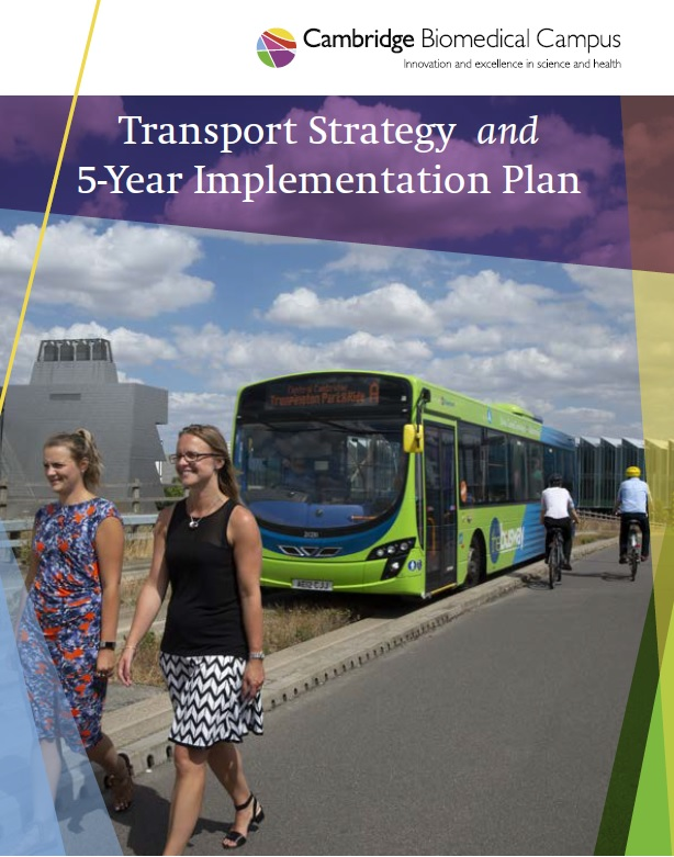 TT - CBC Transport Strategy and 5-Year Implementation Plan