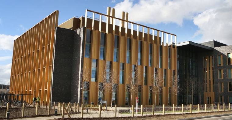 abcam - Abcam moves to new purpose-built global headquarters at Cambridge Biomedical Campus